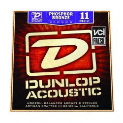 Dunlop Phosphor Bronze Medium Light