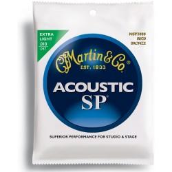Martin MSP3000 SP Bronze Extra Light (010-047)