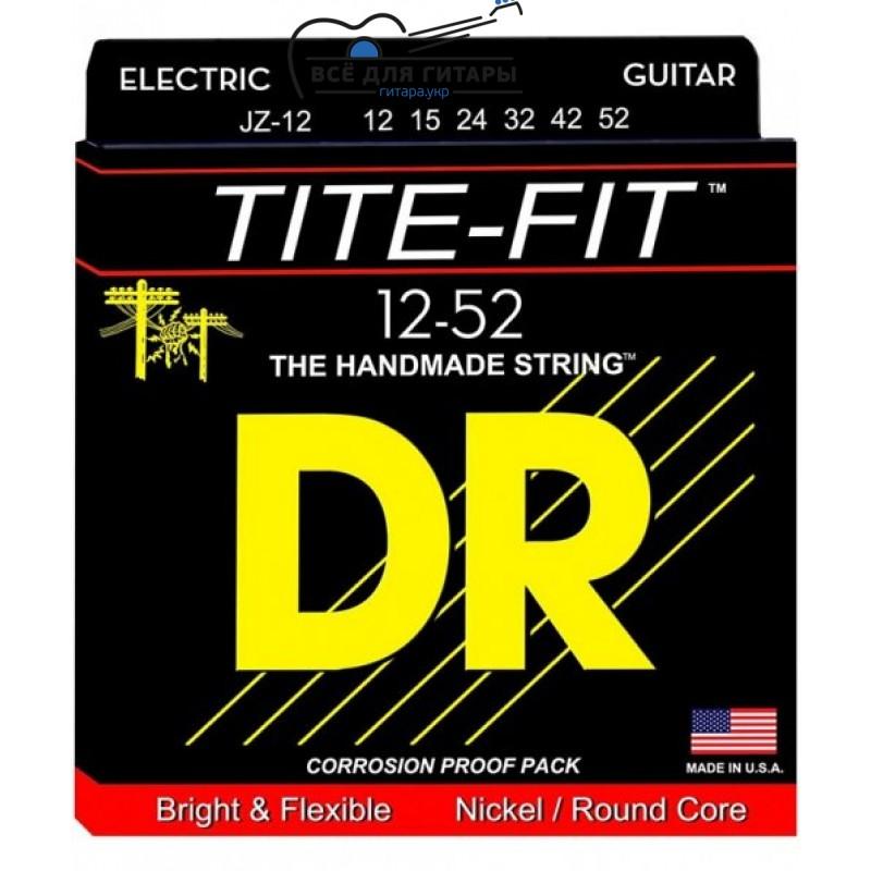 DR Tite-Fit JZ-12 Jazz