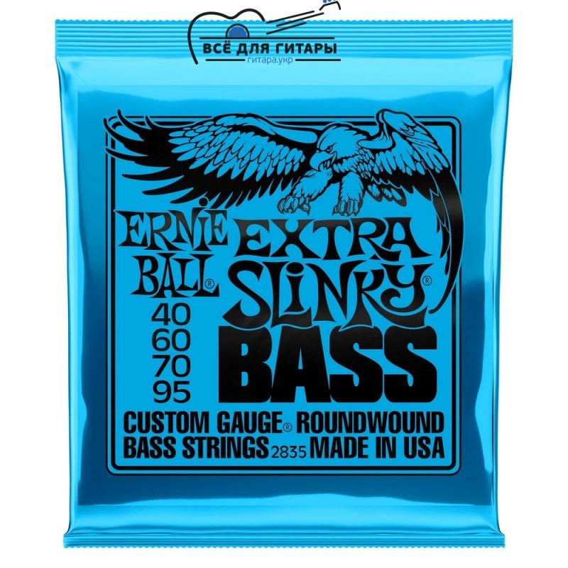 Ernie Ball 2835 Bass 40-95 Extra Slinky