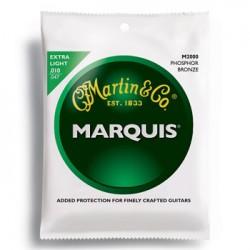 Martin M2000 Marquis Phosphor Bronze Extra Light (010-047)