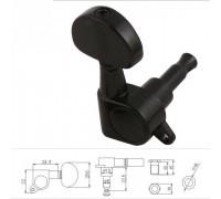 Комплект колков Metallor MH 02 для электрогитары (6 шт)
