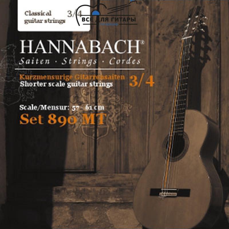 Hannabach E890MTGW34