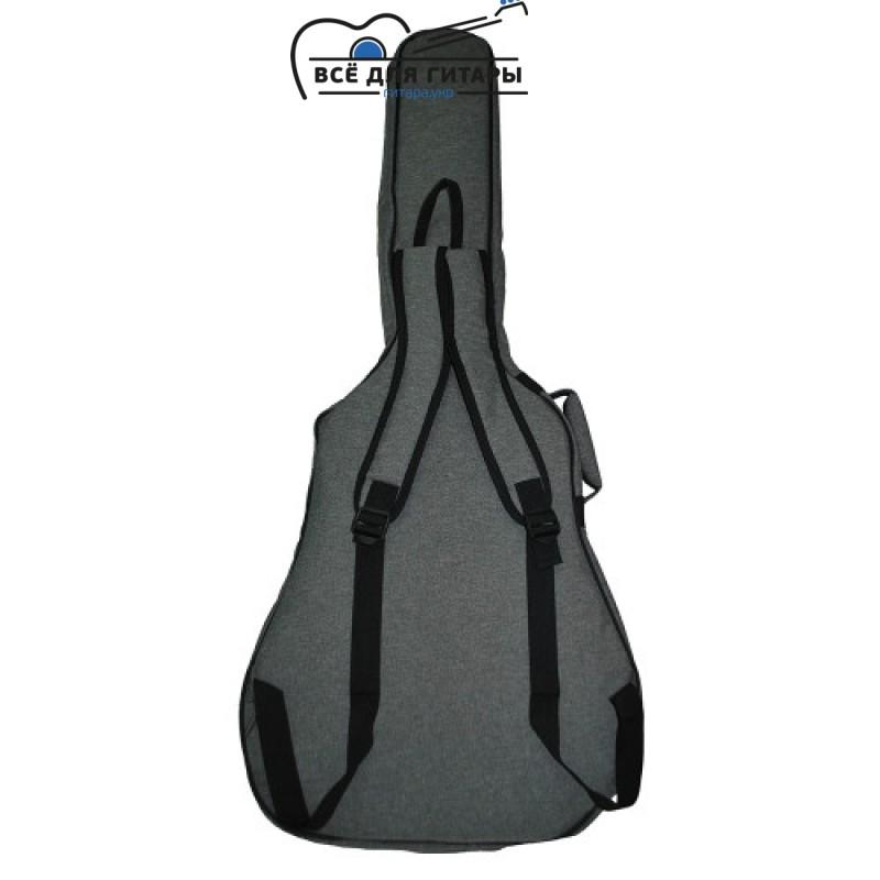 Чехол для акустической гитары Alfabeto WesternBag55