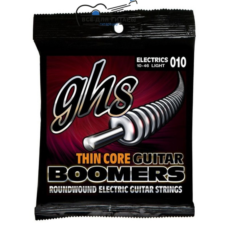 GHS Thin Core Boomers TC-GBL 10-46 Light