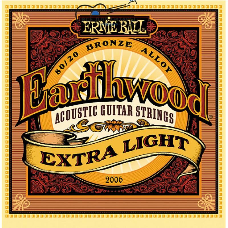 Ernie Ball 2006 Earthwood
