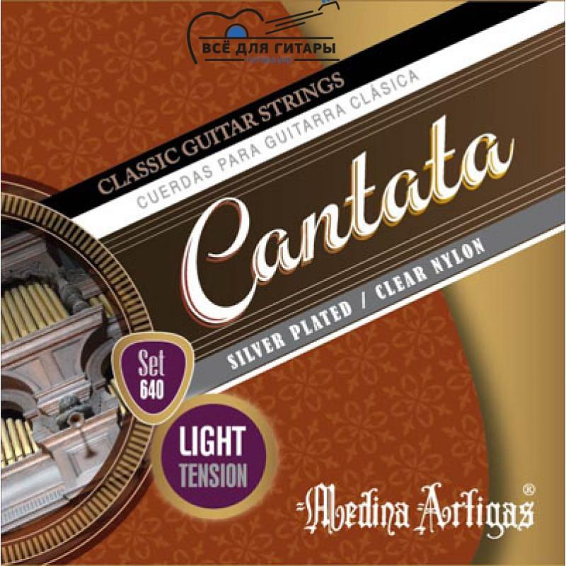 Medina Artigas Cantata 640