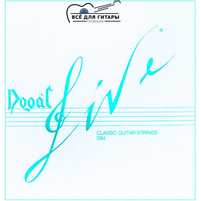 Струны Dogal Dogalive D84 для классической гитары