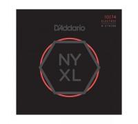 DAddario NYXL1074 NYXL 8-string 10-74 Light Top / Heavy Bottom