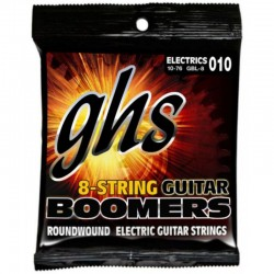 GHS Boomers GBL-8 10-76 8-string