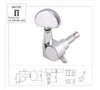 Колок для гитары Metallor MH-02-CR