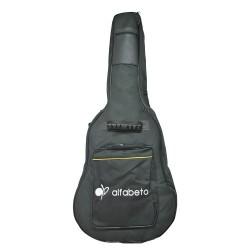 Чехол для акустической гитары Alfabeto Oxford41W
