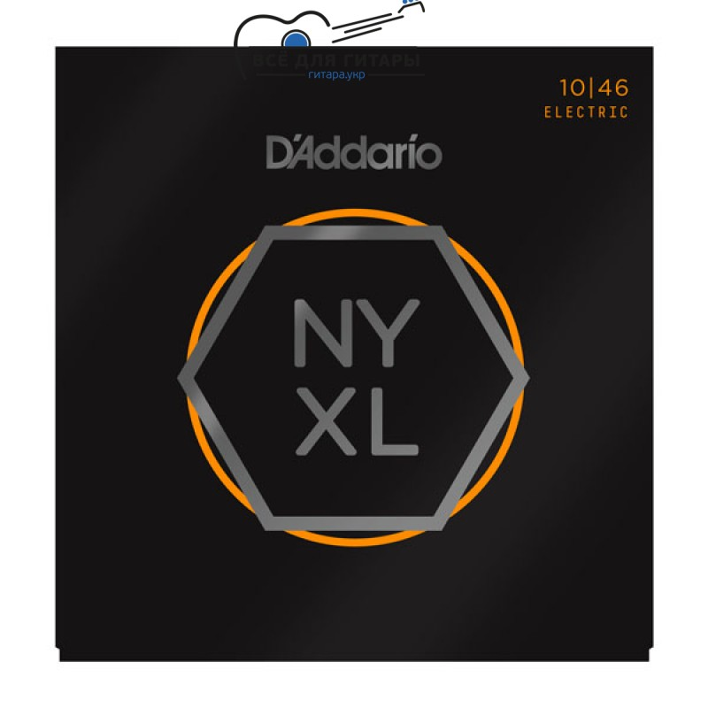 DAddario NYXL1046 NYXL 10-46 Regular Light