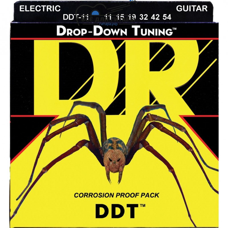 DR DDT-11 Drop-Down Tuning 11-54 Extra Heavy