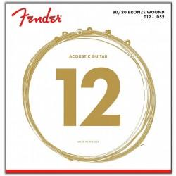Fender 70L Bronze Light (012-052)