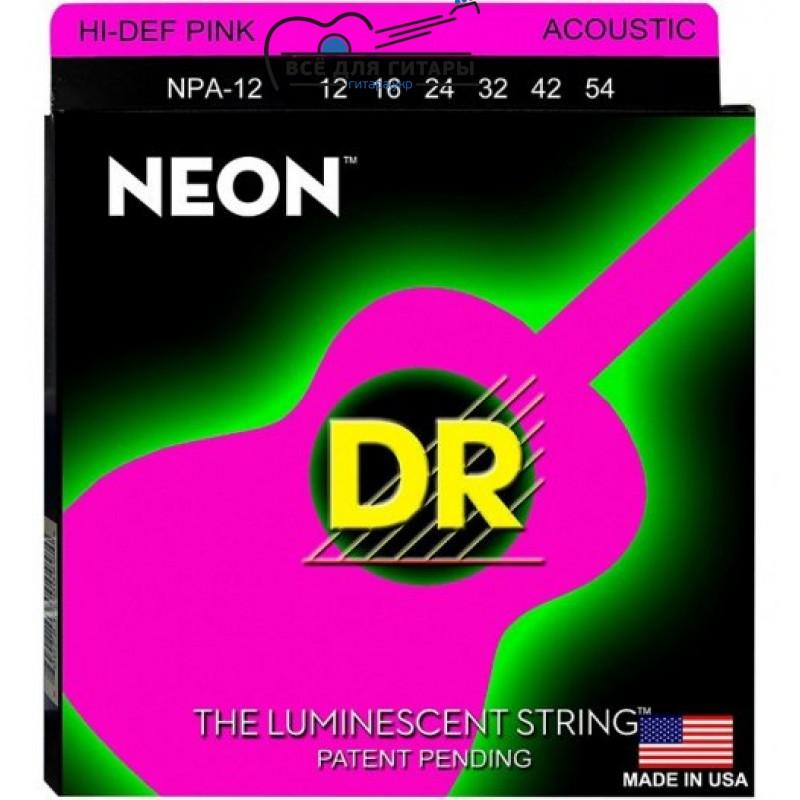 DR NPA-12 NEON Hi-Def