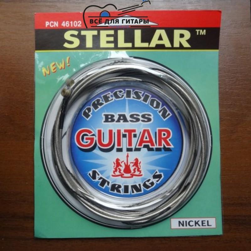 Струны для бас-гитары Solid STELLAR