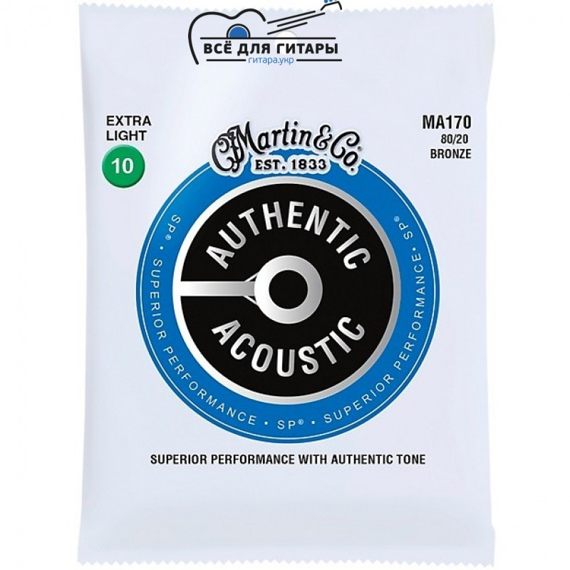 Martin MA170 Authentic Acoustic (010-047)