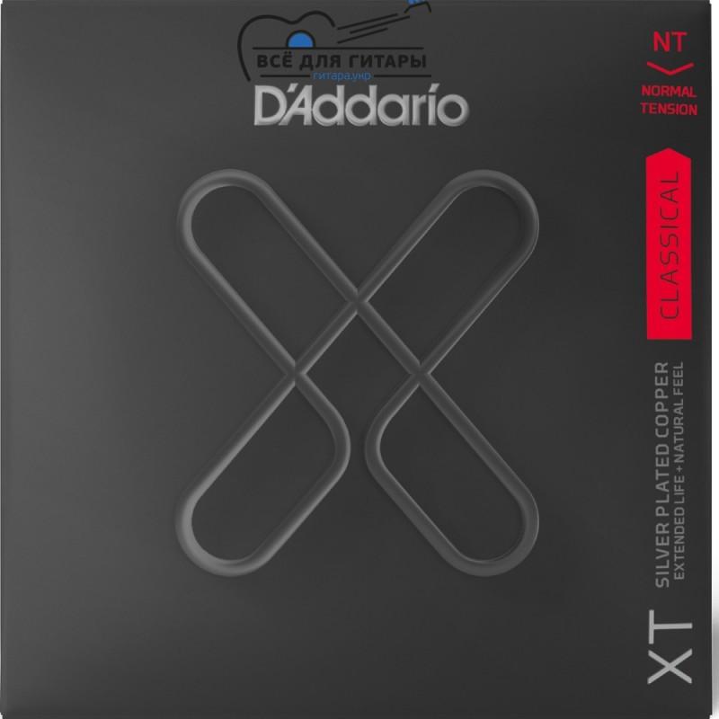 DAddario XTC45 XT Classical Normal Tension