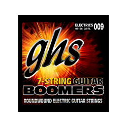 GHS Boomers GB7L 9-58 7-string