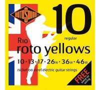Rotosound R10 Nickel on Steel 10-46 Regular