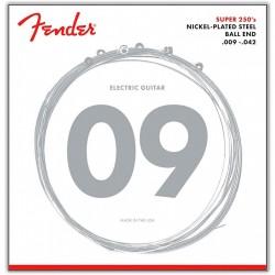 Fender 250L Nickel-Plated Steel (009-042)