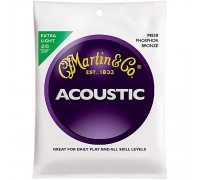 Martin M530 Phosphor Bronze Extra Light (010-047)