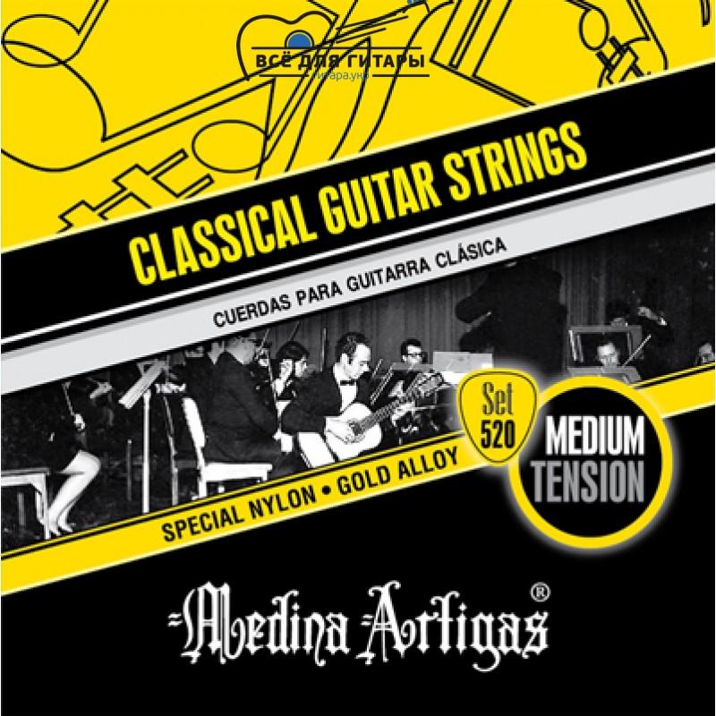 Medina Artigas Amarillo 520