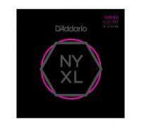 DAddario NYXL0980 NYXL 8-string 9-80 Super Light