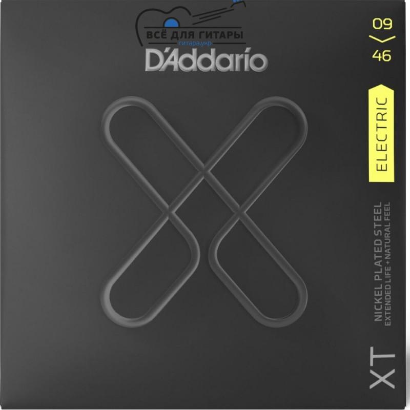 D'Addario XT 9-46 Super Light Top / Regular Bottom