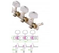 Колковый механизм Metallor MHG 312 для акустической гитары