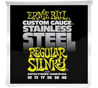 Ernie Ball 2246 Stainless Steel 10-46 Regular Slinky