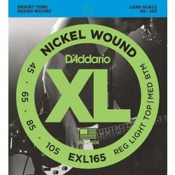 DAddario EXL165 XL 45-105 4-string