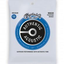 Martin MA550 SP Phosphor Bronze Authentic 13-56 Medium
