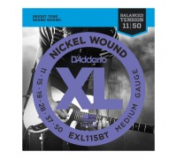 DAddario EXL115BT XL 11-50 Balanced Tension Medium