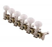 Колковый механизм для 12-ти струнной гитары Metallor MHA604