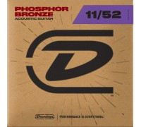 Dunlop DAP1152 Phosphor Bronze Medium Light (011-052)