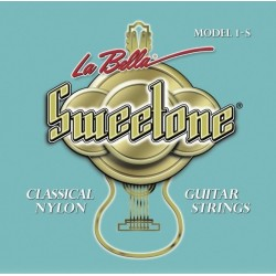 La Bella 1-S Sweetone Classical Nylon Medium Tension