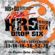 La Bella HRS-D3 11-70 Drop Tune