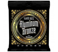 Ernie Ball 2564 Aluminum Bronze Acoustic 13-56 Medium