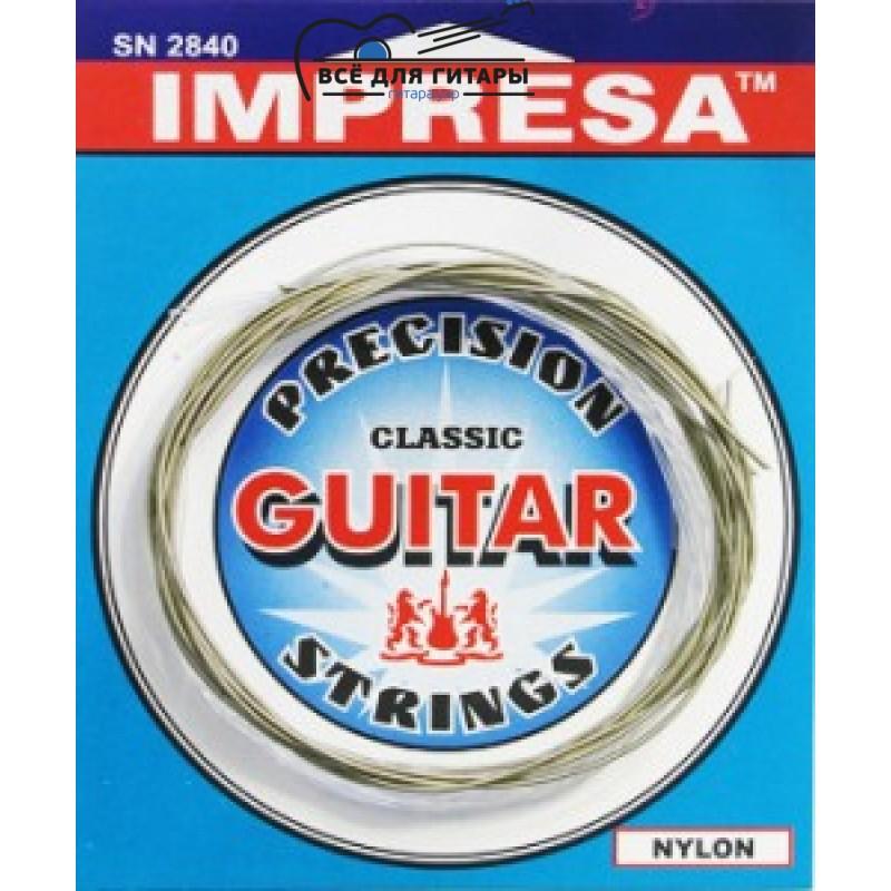 Струны Solid Impressa SN2840 для классической гитары