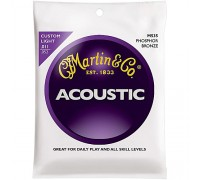 Martin M535 Phosphor Bronze Custom Light (011-052)