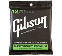 Gibson SAG-MB12 Masterbuilt Premium Phosphor (012-053)