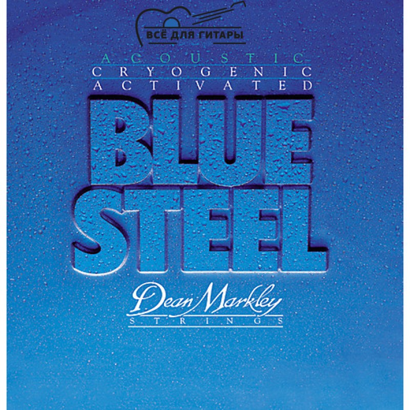 Dean Markley 2034 Blue Steel Cryogenic Light