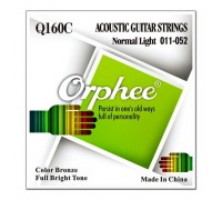 Разноцветные струны Orphee Q160C 11-52 Normal Light
