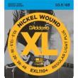 DAddario EXL110+ XL 10.5-48 Regular Light Plus