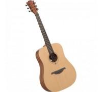 Гитара акустическая LAG Tramontane GLA T44D-P (набор)