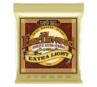 Ernie Ball 2006 Earthwood Bronze Extra Light (010-050)