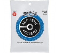 Martin MA140 Bronze Authentic 12-54 Light