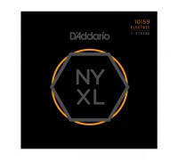 DAddario NYXL1059 NYXL 7-string 10-59 Regular Light